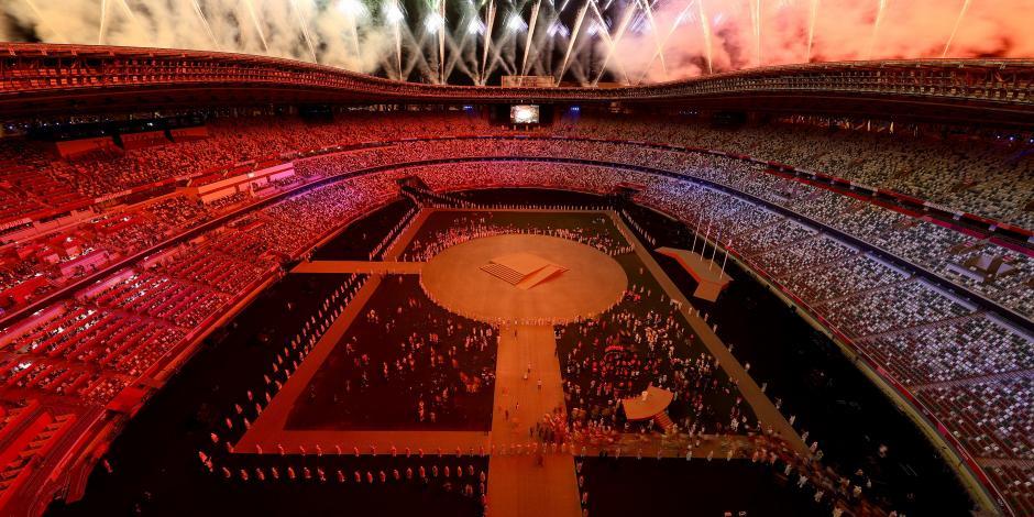 VIDEO: Así fue la impresionante clausura de los Juegos Olímpicos de Tokio 2020