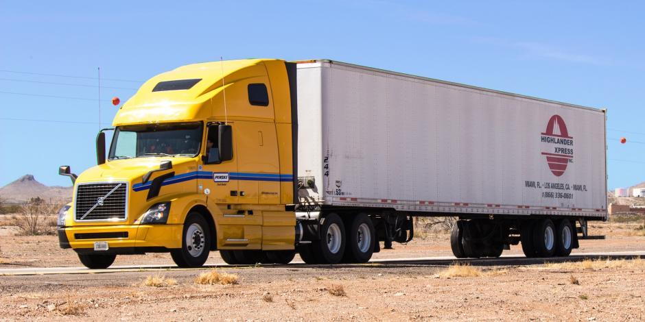 producción de camiones