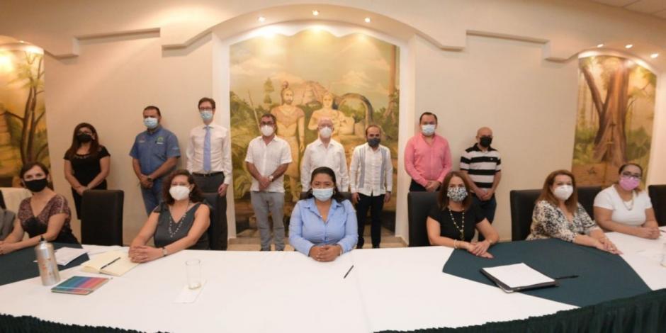 Quintana Roo-cambio climático