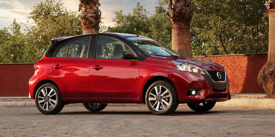 Nissan March ha logrado ganar el liderazgo en las preferencias de los usuarios que buscan vivir la experiencia de un primer vehículo.