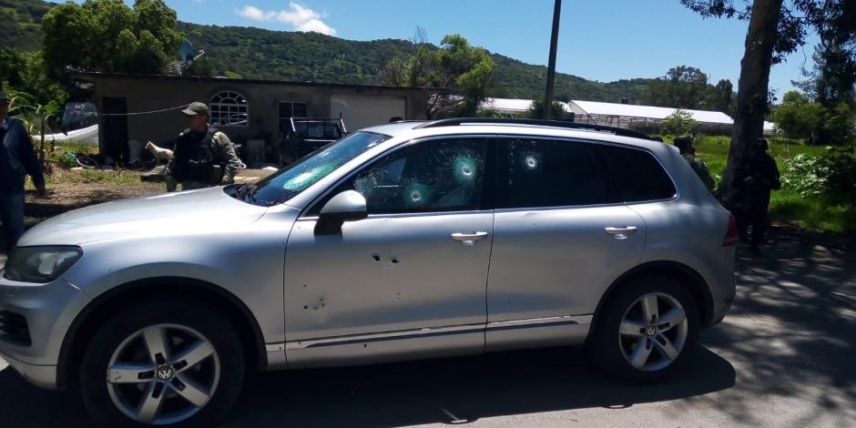 Ataque armado contra Sandra Velázquez Lara, presidenta municipal de Pilcaya, Guerrero