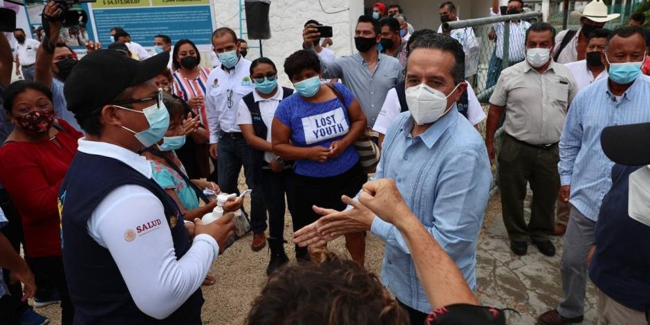 Quintana Roo invierte en materia hidráulica