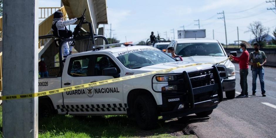 Escena del crimen Zacatecas