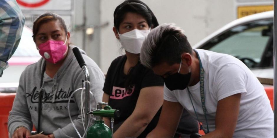 Colima registra nuevo récord de contagios diarios de COVID-19