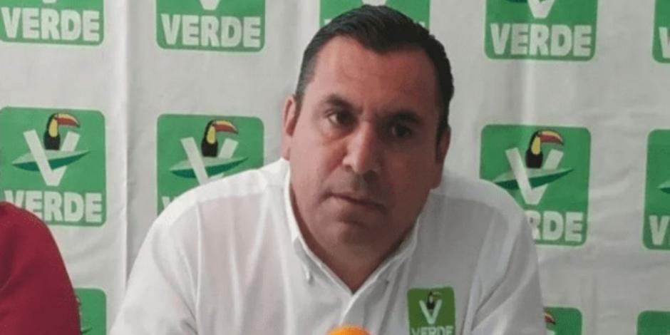 Liberan a líder del PVEM en Sinaloa