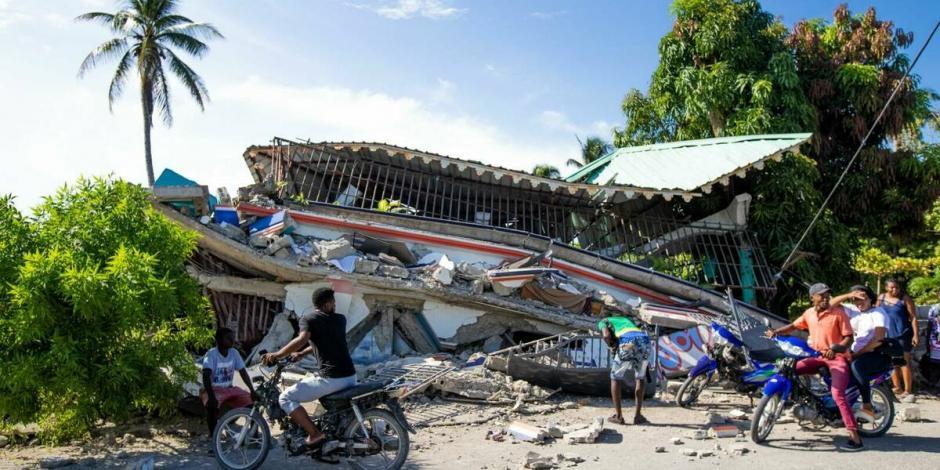 Haití muertos en terremoto
