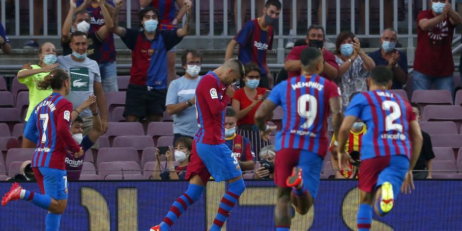 VIDEO: Resumen del Barcelona vs Real Sociedad, Jornada 1 LaLiga de España