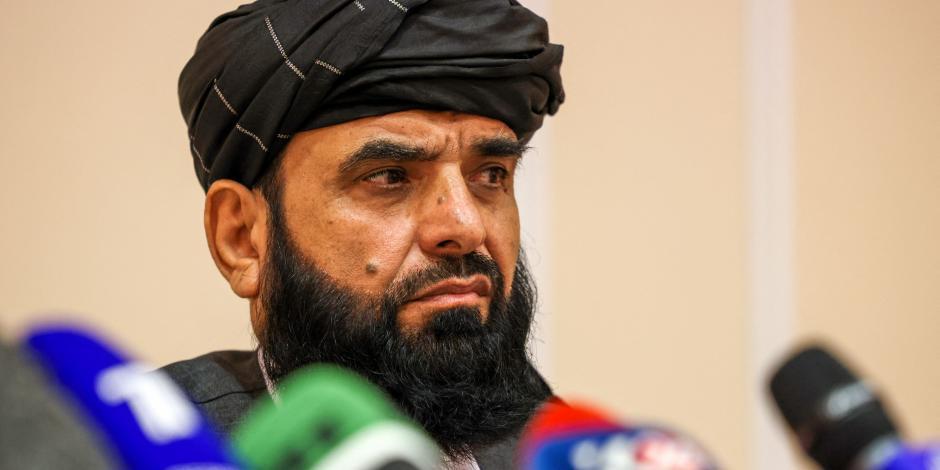 sin saberlo los talibanes dan una entrevista a Israel