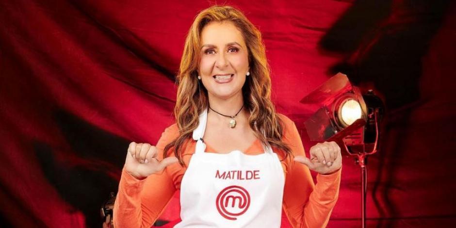 matilde obregón masterChef celebrity