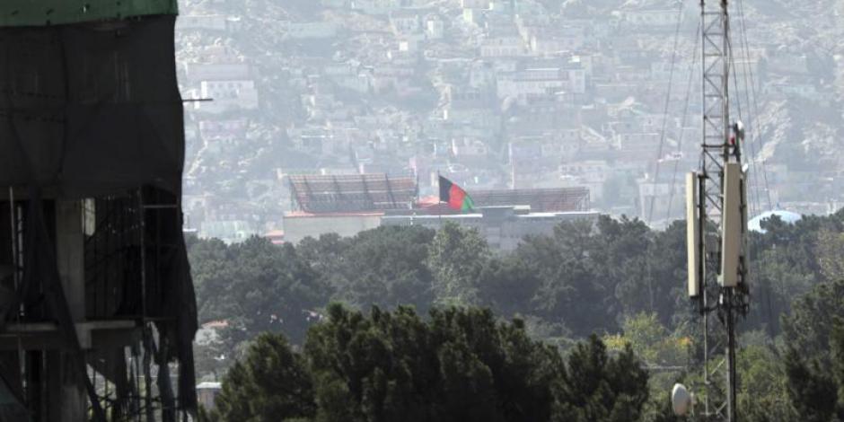 Palacio presidencial de Kabul