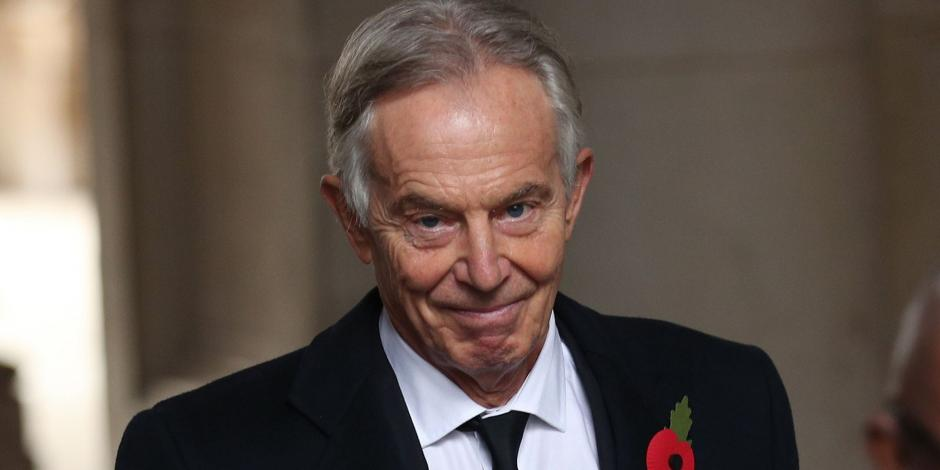 Para Tony Blair, la decisión de sacar las tropas de Estados Unidos de Afganistán fue