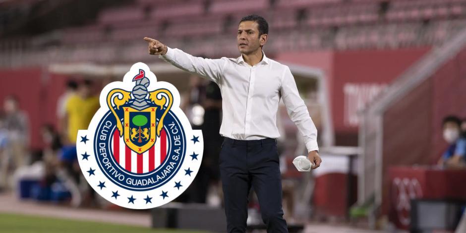 CHIVAS: ¡Malas noticias! Una selección internacional robaría a Jaime Lozano como su nuevo DT