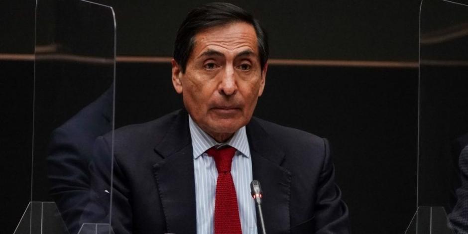 Rogelio Ramírez de la O, Secretario de Hacienda