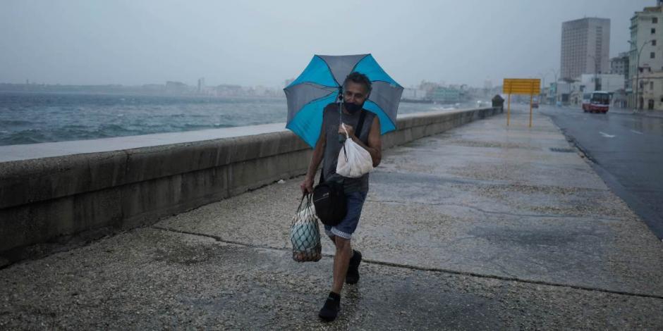 Ida-huracán-trayectoria