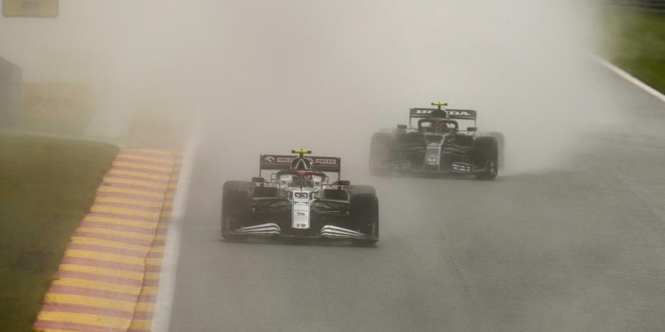 F1: Así largarán los pilotos en el Gran Premio de Bélgica de la Fórmula 1