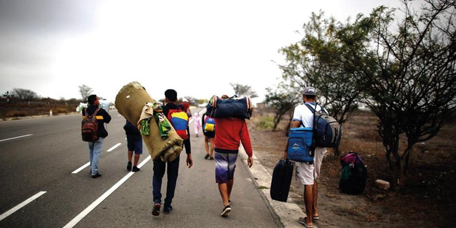 ONU pide respeto a migrantes; AMLO, visas a EU y Canadá