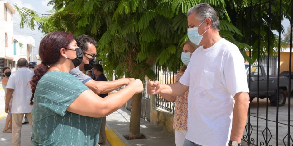 El presidente municipal de Tampico, Jesús Nader señaló que la clave ha sido el avance en seguridad pública desde 2018