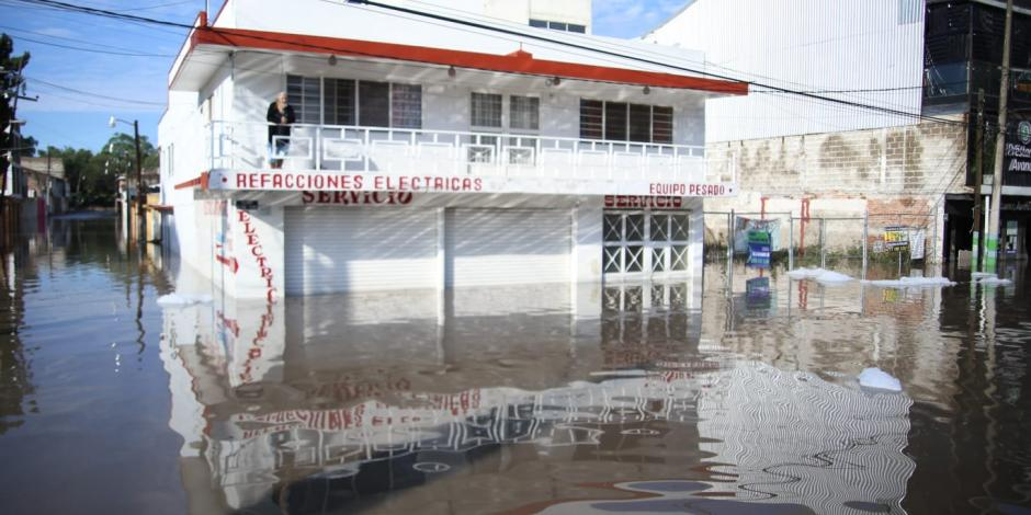 Inundaciones en Hidalgo