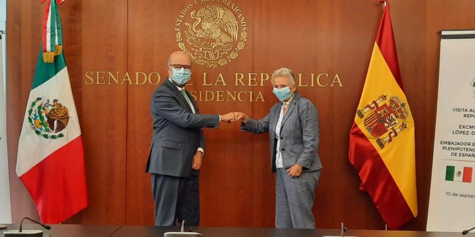 Sánchez Cordero y López Dóriga