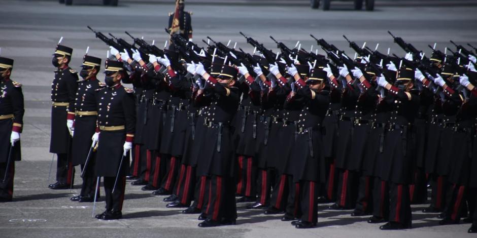 45 aniversario del Heroico Colegio Militar