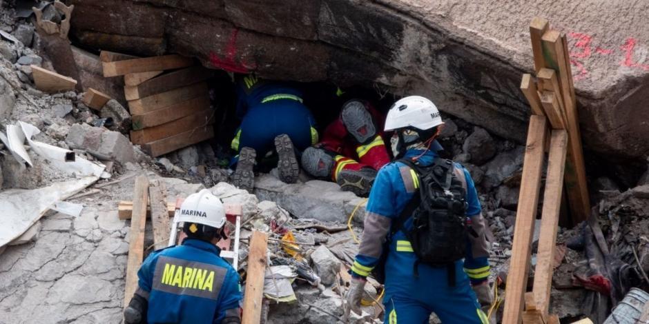 Cerro del Chiquihuite: Hallan cuerpo de menor tras el derrumbe