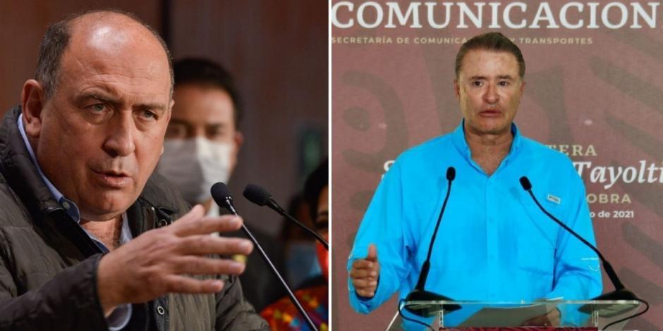 PRI no pone trabas para que Quirino Ordaz se incorpore a Gobierno de AMLO: Moreira