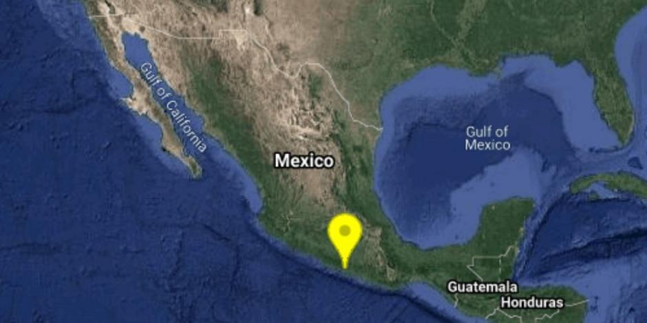 Se registra sismo de 4.0 grados este 19 de septiembre en Acapulco, Guerrero