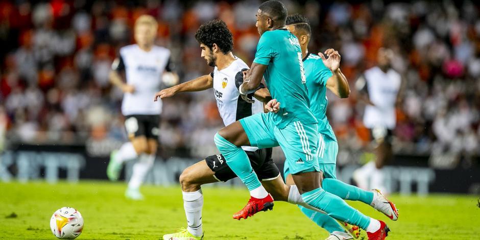 VIDEO: Resumen del Valencia vs Real Madrid, Jornada 5 LaLiga de España