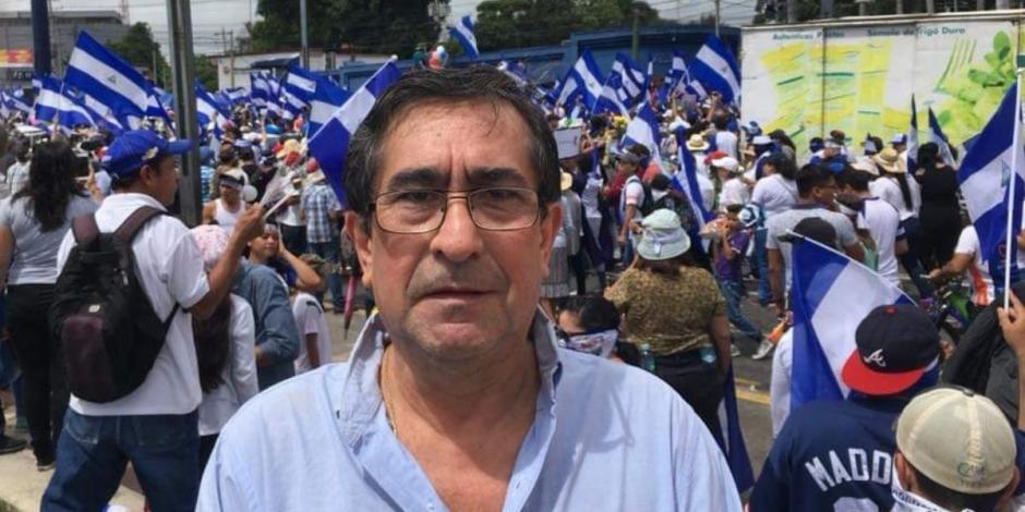 Policía de Ortega detiene a otro opositor previo al inicio de la campaña electoral
