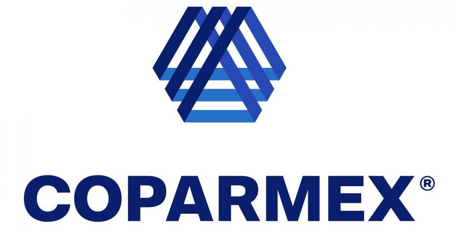 nuevo logo coparmex