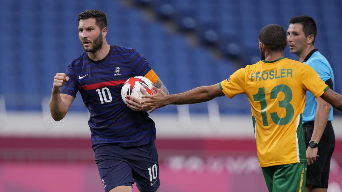 VIDEO: Así fueron los golazos de André-Pierre Gignac vs Sudáfrica en Tokio 2020
